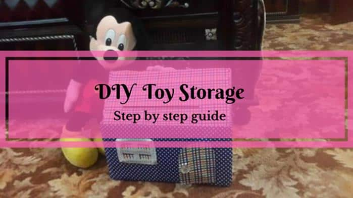 How To Easily and Cheaply Create A Dollhouse Or Toy Storage?