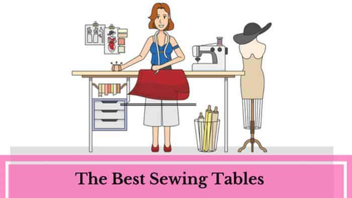 top rated sewing tables